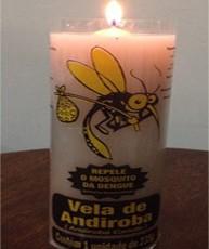 Свеча от комаров(Бразилия)