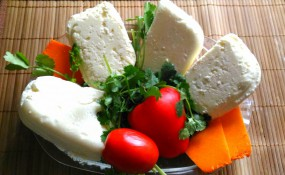 Вкуснейший сыр для жарки - Халуми!